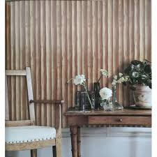 104 Vertical Lines In Interior Design Dwm Wallpaper With Stripes Horizontal Shades Shadingwood Look Wood Finish And Cloudy Schooner Pine Cone Nomad Cloud Colors