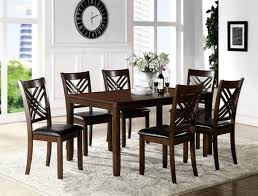 ELOISE 7-PC Dining Room Table Set SET Costco Agio 7 Pc High Dning Set With Fire Table 1299 Piece Kitchen Table Set Mascaactorg Ding Room Simple Fniture Of Cheap Table Sets Annis 7pc Chair Fair Price Art Inc American Chapter 7piece Live Edge Whitney Piece Trestle By Liberty At And Appliancemart Intercon Belgium Farmhouse Rustic Kitchen Island Avon Oval Dinette Kitchen Ding Room With 6 Round With Chairs 1211juzxspiderwebco 9 Pc Square Dinette Ding Room 8 Chairs Yolanda Suite Stoke Omaha Grey