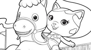 Downloads Online Coloring Page Disney Jr Pages 77 With Additional For Kids
