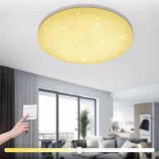 50w led deckenleuchte farbwechsel wohnzimmer starlight