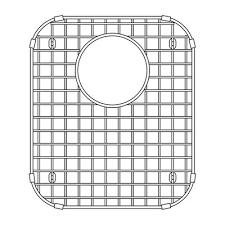 blanco canada sop1564 vision sink grid lowe s canada