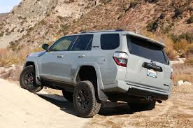 100 Toyota Truck Reviews 2017 4Runner TRD Pro Review OldSchool OffRoad Goodness