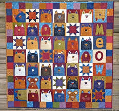 Cat Quilts on Craftsy Feline Fabulous Quilting Patterns