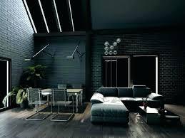 Dark Gray Room Walls Grey Living Ideas With