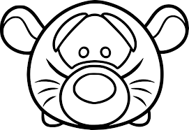 Coloriage Hercule Gratuit Frais Coloriage Tsum Tsum Disney Lovely