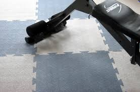 rubber tiles for home flooring ideas