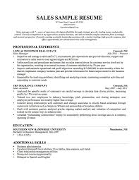 Skills And Accomplishments Resume Examples For Study A