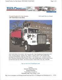 100 Truck Paper Trailers For Sale Western Star Rolloff Scott Tm242 Flickr