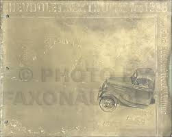 100 1936 Chevrolet Truck Dealer Album Original Amazoncom Books