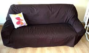 prot ge canap cuir housse canape cuir avec accoudoir canape 3 places protege canape 3