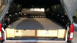 100 Truck Bed Drawers Bed Storage Ideas Nissan Frontier Forum