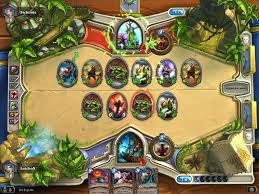 what s your first screenshot hearthstone