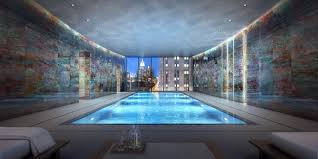 100 Rupert Murdoch Apartment The Private Indoor Pool Room In S New 57M
