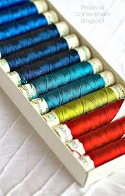 Gutermann Buttonhole Silk Twist