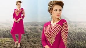 georgette kurtis latest long designer georgette kurti tunic tops