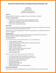 How To Type A Proper Resume by Exles Of Resume Summary Resume Summary Statement Exle