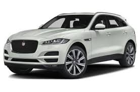 2017 Jaguar F PACE Styles & Features Highlights