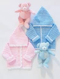 sweet baby hoodie patterns yarnspirations