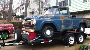 1958 Ford F100 For Sale SOLD - YouTube 1960 Ford F100 Truck Restoration 7 Steps With Pictures My Little Urch And A 1958 That Has Always Been In Our For Sale Sold Youtube Barn Find Emergency Coe Sctshotrods Photo Gallery F 100 Custom Cab Flareside Pickup 83 This C800 Ramp Is The Stuff Dreams Are Made Of Bangshiftcom Take A Look At Fire T58 Anaheim 2014 Directory Index Trucks1958