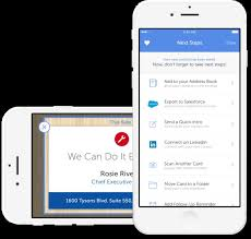 5 apps to help you digitally organize business cards