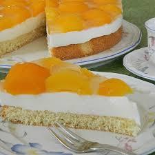 leichte pfirsich joghurt torte polsterratte