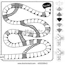Board Game Template To Create Games On Any Topic