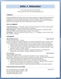 Entry Level Project Manager Resume Sample For Electrical Cover Letter Ngo Management Samples 2 A Good