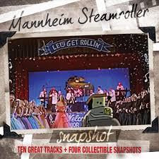 Mannheim Steamroller Halloween Album by Mannheim Steamroller Pandora