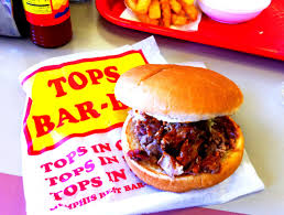 Green Olive Media: Tops Bar-B-Q - Southaven, MS Memphis Bbq Guide Discovering The Best Ribs And Barbecue At Real Austins Top 10 Fed Man Walking Que Frayser Is More Tops Porktopped Double Cheeseburger Outdoor Kitchen Island Plans As An Option For Wonderful Barbeque Barbq Alabama Bracket Birminghams Jim N Nicks Tops Sams In Brads Has Barbecue Nachos Killer U Shape Outdoor Kitchen Barbeque Decoration Using Cream