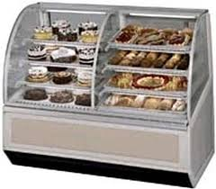 Federal SN 8CD 8ft Refrigerated Deli Display Case Cooler