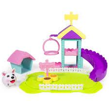 Princess Kitchen Play Set Walmart by Chubby Puppies Ultimate Dog Park Play Set Walmart Com