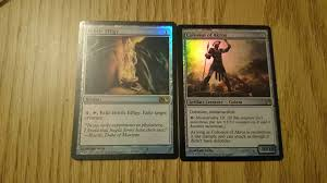 Mtg Mycosynth Golem Deck by X Post From R Edh Introducing My Pride And Joy S Karador And