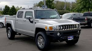 100 Hummer H3 Truck For Sale Is This Rare 2010 T Alpha V8 Midsize Pickup