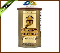 Turkish Coffee Kurukahveci Mehmet Efendi 176 Oz OLYMPICCOCOM