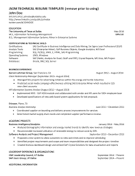 JSOM TECHNICAL RESUME TEMPLATE (remove Prior To Using) John Doe Technology Resume Examples And Samples Mechanical Engineer New Grad Entry Level Imp 200 Free Professional For 2019 Sample Resume Experienced It Help Desk Employee Format Fresh Graduates Onepage Entrylevel Lab Technician Monstercom Retail Pharmacy Velvet Jobs Job Technical Complete Guide 20 9 Amazing Computers Livecareer Electrical Fresh Graduate Objective Ats Templates Experienced Hires