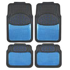 Garage Floor Mats Walmart Bdk Real Heavy Duty Metallic Rubber Mats ...
