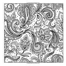 Amazon Adult Coloring Books A Book For Adults Featuring Mandalas And Paisley PatternAdult