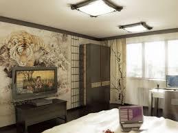 japanisches dekor deko zimmer stil japanische