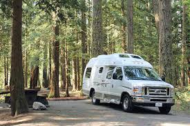 RV Vacations Rentals In Canadas Rocky Mountains Western Canada CanaDream Vancouver Kelowna Calgary Edmonton Motorhome
