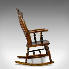 Antique Rocking Chair, Edwardian, Country Kitchen, Windsor Elbow ... Antique Rosewood Chairs Only Ruced Fniture Tables An Arts Crafts Simulated Rocking Chair 594558 Pair Of French And Leather Director Lerebours Antiques Elbow English Armchair Atlas Edwardian Country Kitchen Windsor Victorian Mahogany Side World Childs Farmhouse Cottage Black Painted Etsy Sold Press Carved Child Size Helge Sibast Rocking Chair Vintage Rosewood Model 424 Danish Walnut C 1800 United Kingdom From Graham