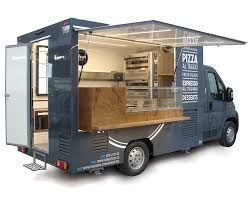 Ducato Food Van - Nero's Pizza (Geneva - Switzerland)