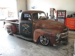54 Chevy Truck Rat Rod Parts | GreatTrucksOnline