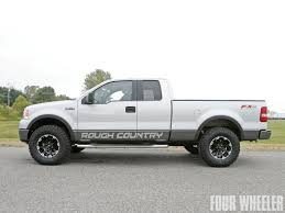 2004 2008 Ford F150 Rough Country Leveling Kit Four Wheeler