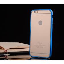 Ultra Thin Aluminum Snap Bumper for iPhone 6 Plus 5 5