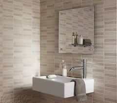 lowes bathroom tile design with mirror for small space