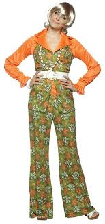 Carol Brady Adult 70s Costume