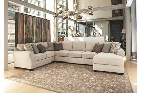 Wilcot 4 Piece Sofa Sectional Large