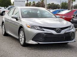 100 Truck Accessories Orlando New 2019 Toyota Camry LE 4dr Car In 9250002 Toyota Of