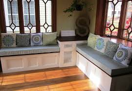 Breakfast Nook Bench With Storage — Awesome Homes Types of