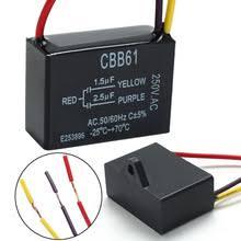 Cbb61 Ceiling Fan Capacitor by Capacitor Cbb61 Reviews Online Shopping Capacitor Cbb61 Reviews